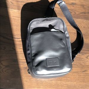 NWT Coach sling bag